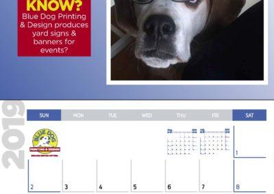 2019 Blue Dog Calendar_Page_07