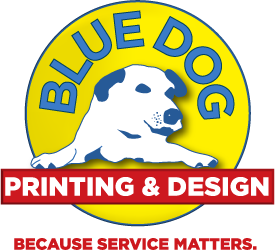 Blue Dog Printing & Design